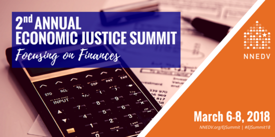 2nd Annual Economic Justice Summit: Focusing on Finances