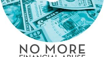 no more financial abuse