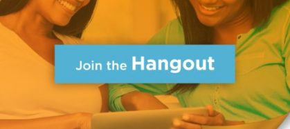 Join the hangout at www.nnedv.org