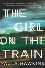 Book cover of The Girl on the Train by Paula Hawkins