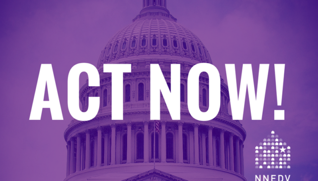 Legislative Action Alert Act To Provide >> Tell Congress Co Sponsor Lifesaving Legislation Today Closed Nnedv